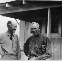 Image of Rocky Mountain Laboratory Photographs - Dr. Edward Francis