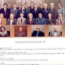 Image of Scientific Directors - Scientific Directors of National Institutes of Health, 1976