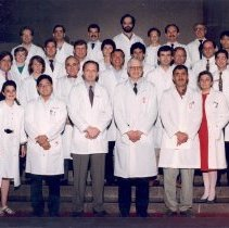 Image of National Institutes for Digestive, Diabetes and Kidney Diseases - NIDDK clinical investigators, 1991