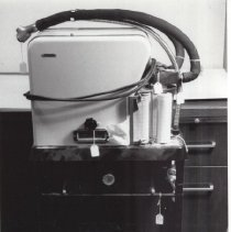 Image of McKesson Appliance Co. Recording (Waterless) Metabolor, Model 185