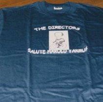 Image of Going-away Tee Shirt, December 1999