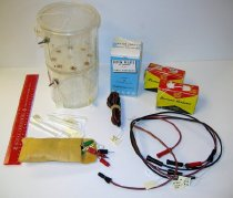 Image of NIMH Technical Development Electrophoresis Apparatus and Power Supply--.02-