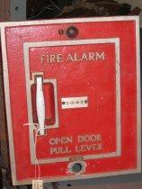 Image of Faraday Fire Alarm Box:  Building 2
