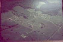 Image of William Gay Photograph Collection - Aerial view of the NIH Animal Center in Poolesville
