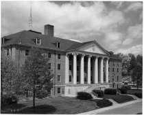 Image of Campus Buildings - Building 1 National Institutes of Health