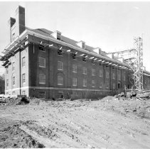 Image of Campus Buildings - Building 5 construction