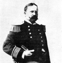 Image of Surgeon General Walter Wyman in dress uniform