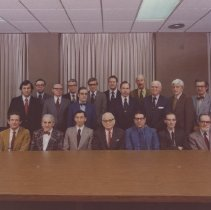 Image of Office of History Photograph Collection - Scientific directors of the National Institutes of Health