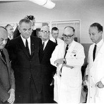 Image of President Lyndon Johnson