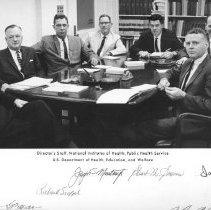 Image of NIH Directors - NIH director's staff