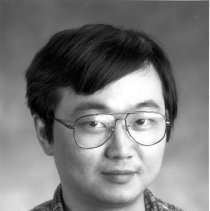 Image of Faces of NIH - Shinji Kosugi