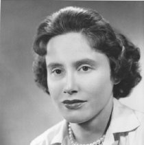 Image of NIH Directors - Early photograph of Ruth L. Kirschstein