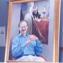 Image of NIH Portrait Unveilings - Harold Varmus portrait