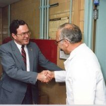 Image of NIH Campus Visits - Robert E. Windom, HHS Assistant Secretary for Health