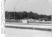 Image of Building 31 construction views