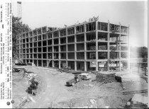 Image of Building 31 construction progress