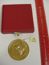 Image of 08.0005.017 - Medal, Commemorative