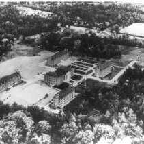 Image of Aerial Views - Early views of the National Institute of Health campus