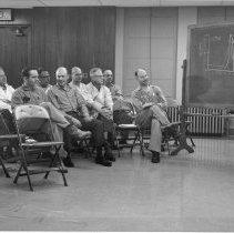 Image of Rocky Mountain Laboratory Photographs - Dr. Edgar Ribi's group at Rocky Mountain Laboratory