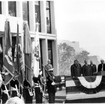 Image of Events at NIH - Dedication of Buildings 35-37