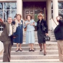 Image of Events at NIH - Images from the dedication of the Mary Lasker Center (Building 60)