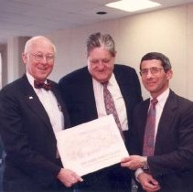 Image of NIH Campus Visits - Senator Howell Heflin visits NIH