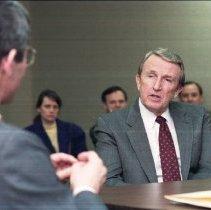 Image of Events at NIH - Senator Dale Bumpers visit to NIH
