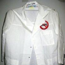 Image of Dr. Ronald Dubner NIDR Laboratory Coat