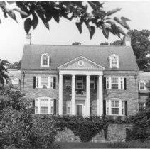 Image of John E. Fogarty International Center - Forgarty International Center commonly referred to as the Stone House.