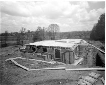 Image of May 1939 Buildings 15D and 15I construction progress