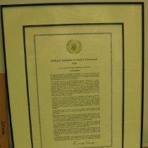 Image of 11.0006.007 - Proclamation
