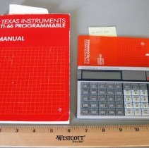 Image of 12.0001.001 - Calculator, Pocket