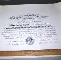 Image of 12.0008.008 - Certificate, Achievement