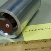 Image of Microcalorimeter Sample Chamber end