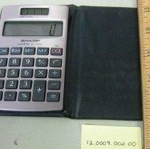 Image of Sharp Elsimate EL-326M Pocket Calculator