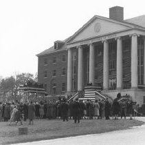 Image of Office of History Photograph Collection - Franklin Roosevelt Dedication