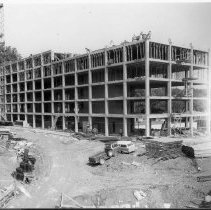Image of Building 31 construction