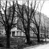 Image of Campus Buildings - Building 31 Completion in April 1962.