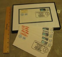 Image of 11.0006.002 - NIH Centennial First Day Stamp Commemorative Envelopes