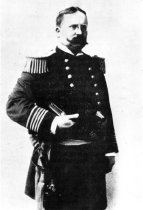 Image of Surgeon General Walter Wyman in dress uniform