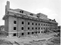 Image of Campus Buildings - Building 4 Construction Progress