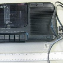 Image of 13.0009.008 - Recorder, Tape
