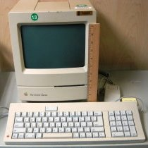 Image of Apple Macintosh Classic PC Model M0420