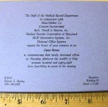Image of 13.0021.025 - Invitation