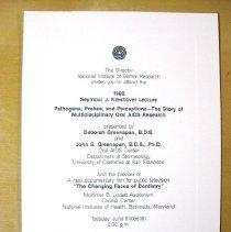 Image of 13.0021.033 - Invitation
