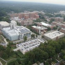 Image of Aerial Views - Aerial of NIH Campus:  Bldg. 29, 35-37 2014