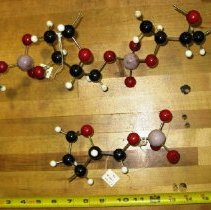 Image of 93.0011.001 - Model, Molecular