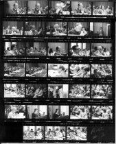 Image of Contact Sheet - February 1976 meeting of the NIH Director's Advisory Committee on Recombinant DNA