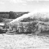 Image of Spraying field