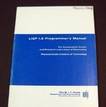 Image of LISP (List Processing) Programming Language .04 title